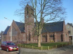 Protestantse kerk Halfweg-Zwanenburg