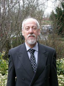 Jacques Stoffels - Koster van de Protestantse gemeente Halfweg-Zwanenburg