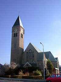 Grote kerk Halfweg-Zwanenburg